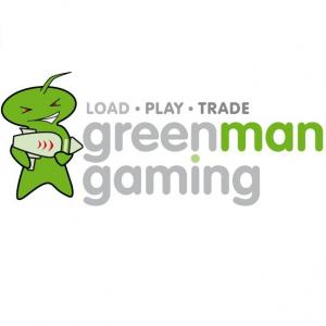 logo de Green Man Gaming
