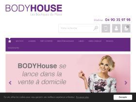 logo de bodyhouse