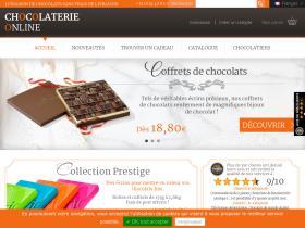logo de chocolaterieonline