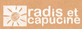 logo de Radis et Capucine