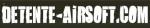 logo de Detente airsoft
