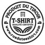 logo de Rue du tee shirt
