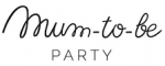 logo de Mum to be Party