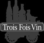 logo de Trois Fois Vin