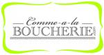 logo de Comme a la Boucherie