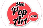 logo de Mon Pop Art