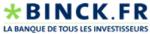logo de Binck