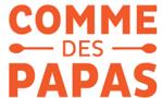 logo de Comme des Papas
