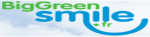logo de Big Green Smile